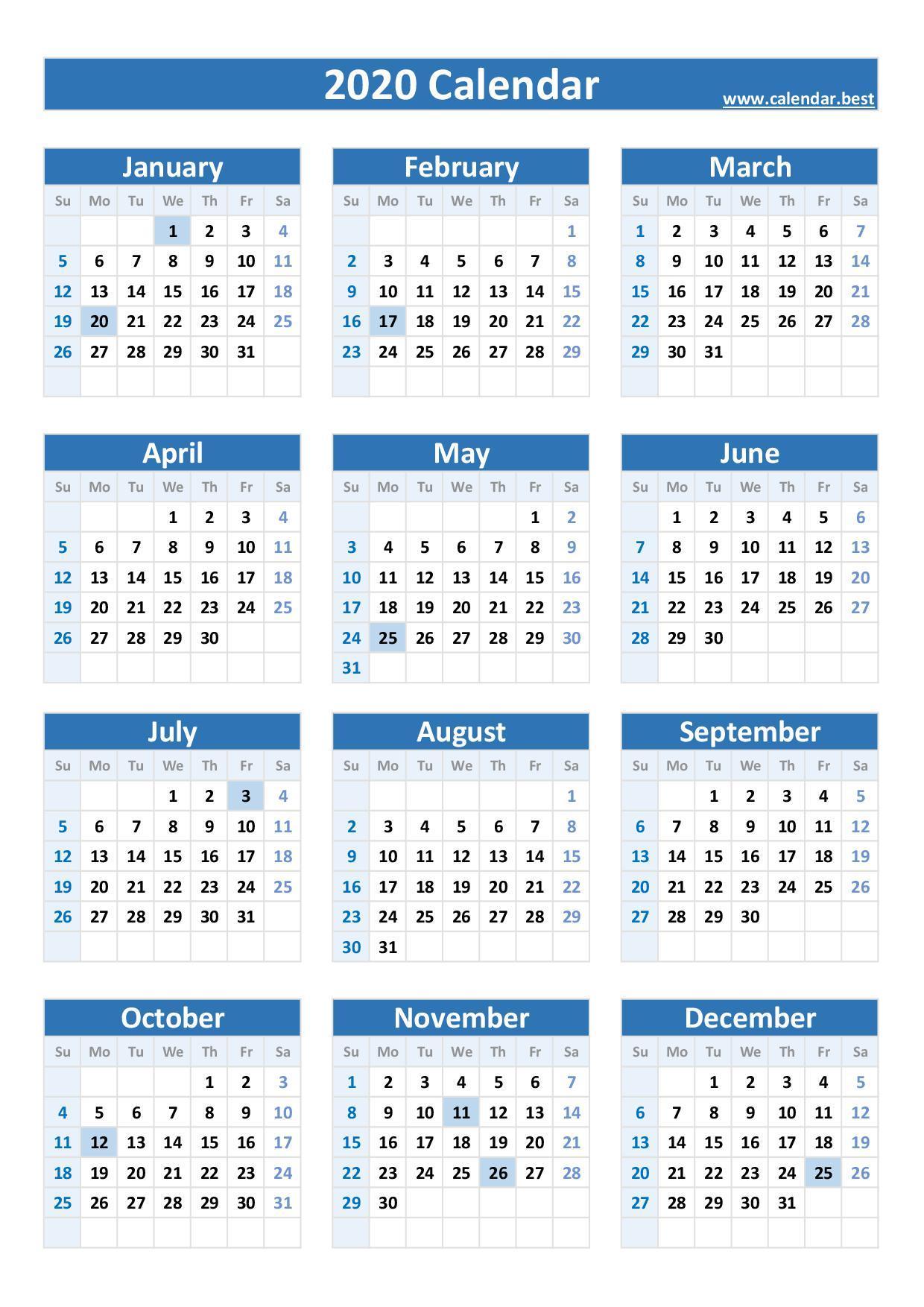 Calendrier Federale 2 2021 2022 2020, 2021, 2022 Federal Holidays : list and calendars  Calendars.best