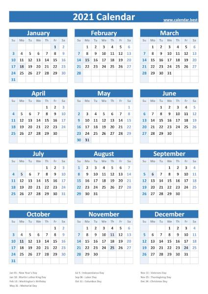 2020, 2021, 2022, 2023 Federal Holidays : list and ...